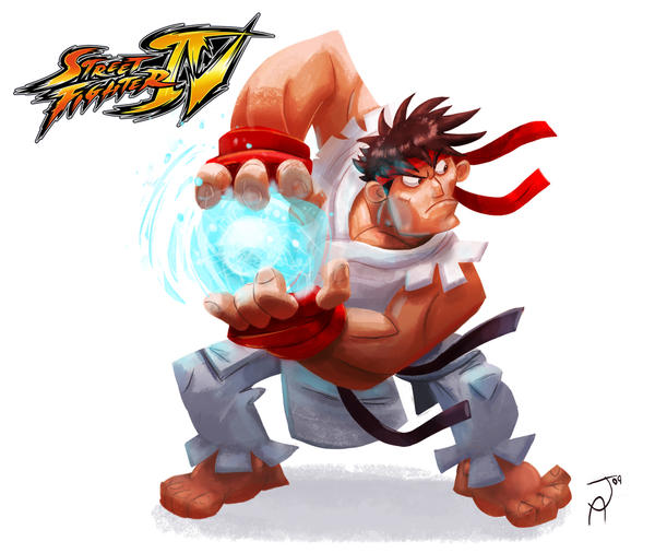 Ryu by jesseaclin