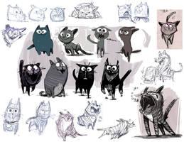 kitty designs by jesseaclin