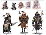 Warrior Designs