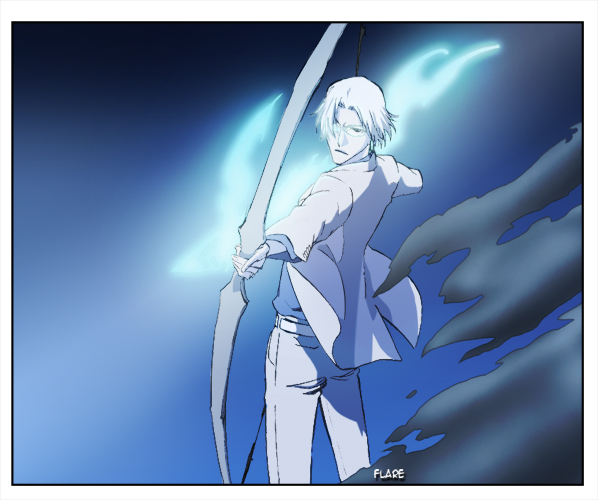 Ishida Ryuuken by DenebFlare