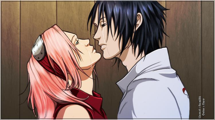 картинки наруто любовь наруто и сакура