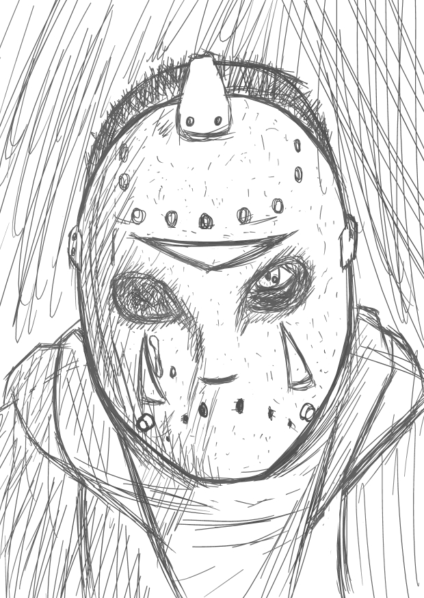 H20 Delirious Mask H20 Delirious Drawings