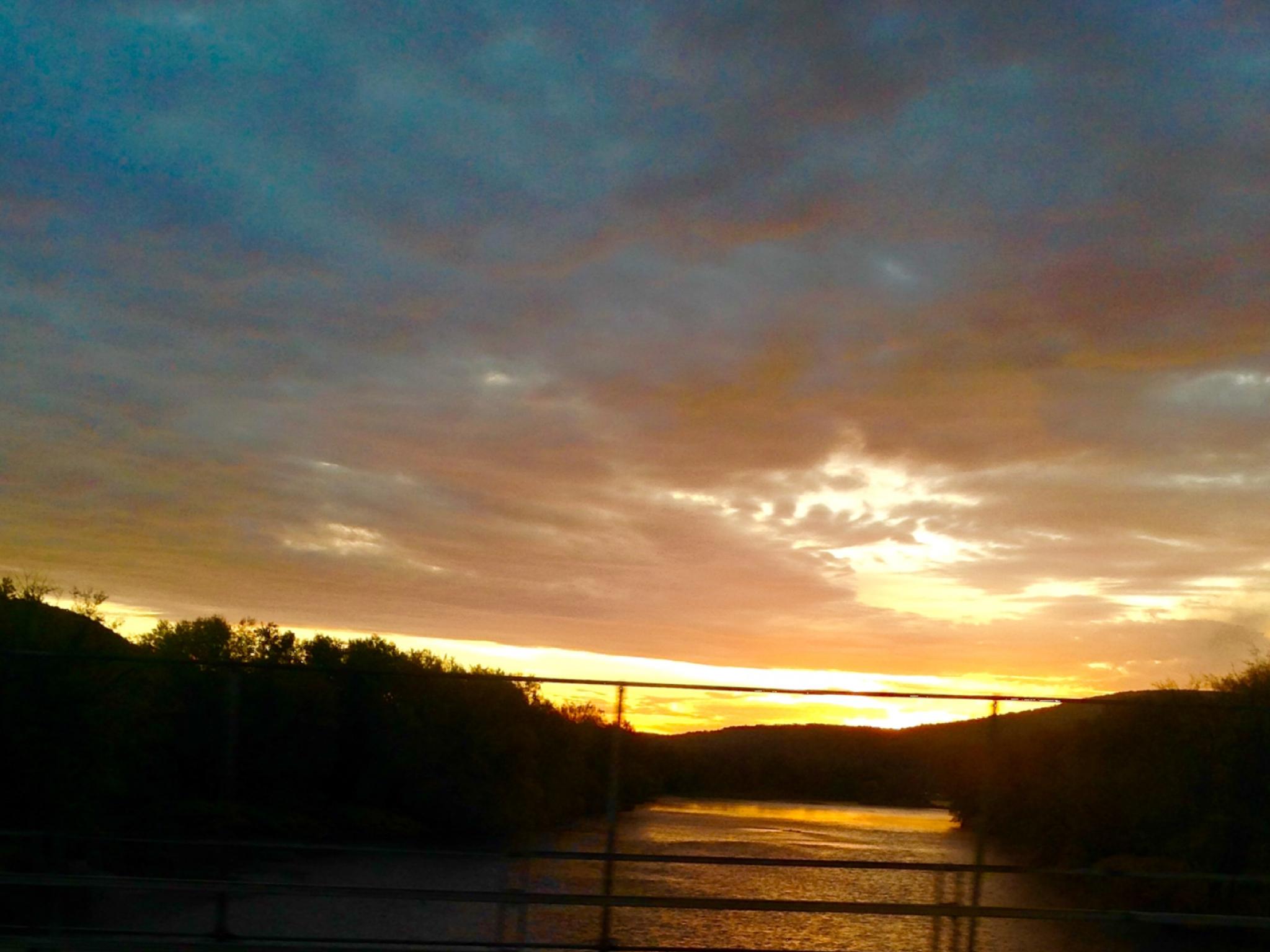 Sunrise by LucarioZelda2000