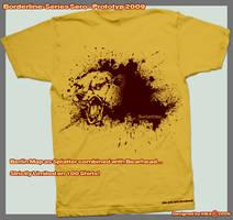 BORDERLINE T-Shirt - Limited
