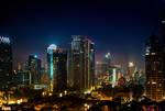 Night in Bangkok