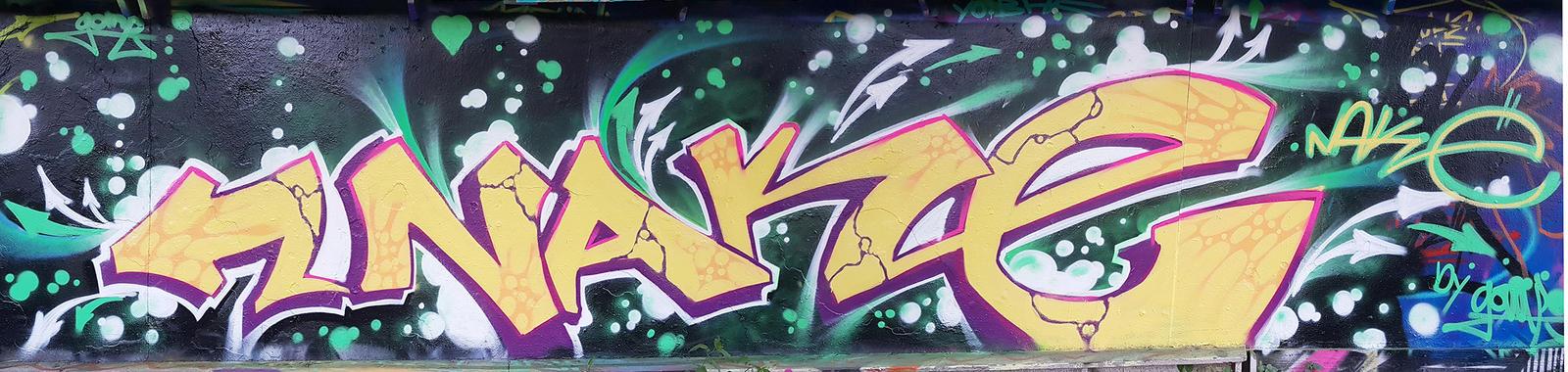 NAKE by gome by IHEA