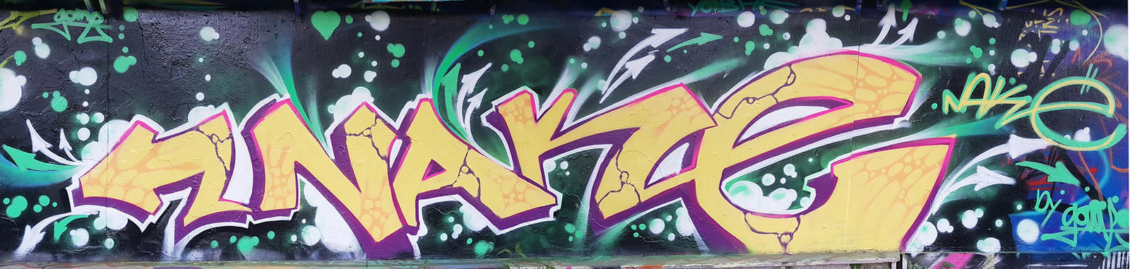 NAKE by gome