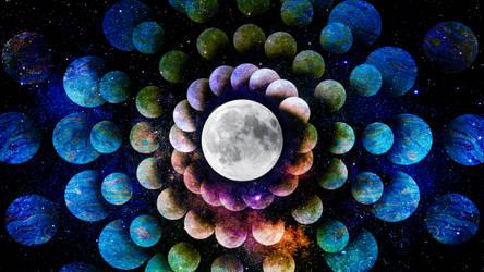 Flower Power - Moon Blossom