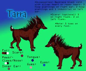 Tarra Reff 2015 by ScarsAndStories