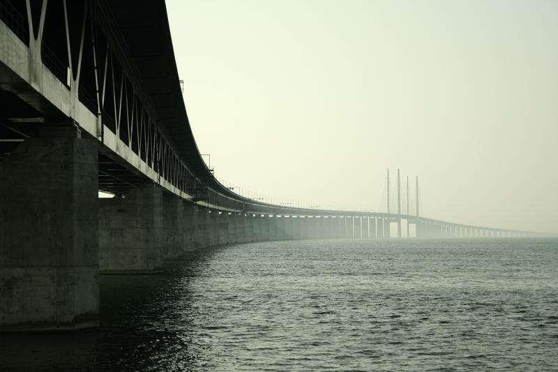 The Bridge by Hampalampa