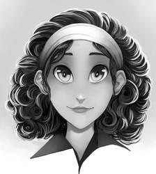Nadia! by PaintingCinema
