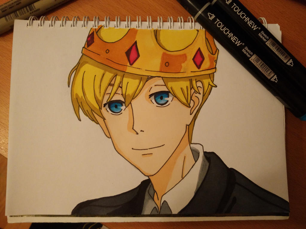 Prince Jean by d0ubl2