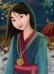 Mulan - Savior of China