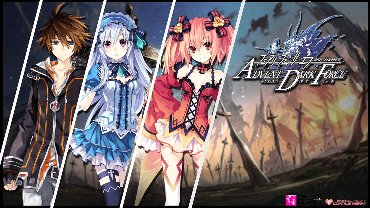 Fairy Fencer F Advent Dark Force Wallpaper By Fizzymang0 On