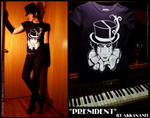 IAMX Chris Corner T-shirt