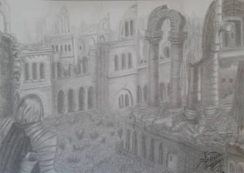 Reconquista de Osgiliath by VeronicaRomero