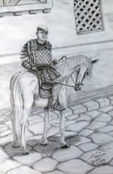 Gladius a caballo by VeronicaRomero