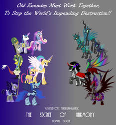 MLP: The Prismatic Alliance by Brassboy212
