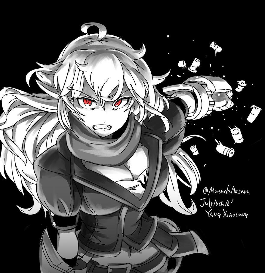 I Burn by masudamasaru
