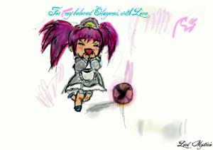 DT2: Monrenike Chibi Maid