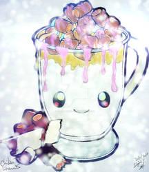 Dessertie | Hot Chocolate _ Coloured