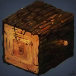 DT10: Wood Texture Study