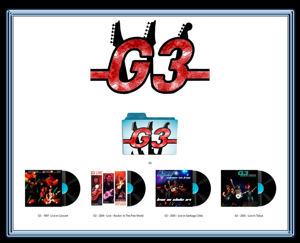 G3 Дискография Скачать Торрент - фото 2