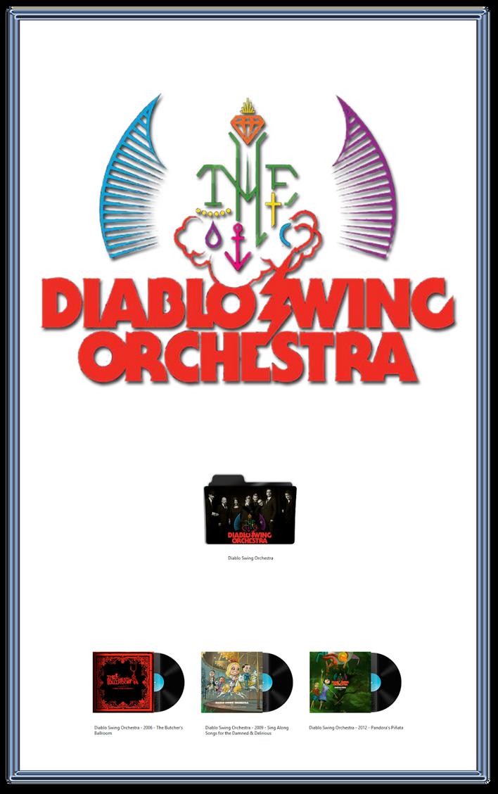 Diablo Swing Orchestra Tour