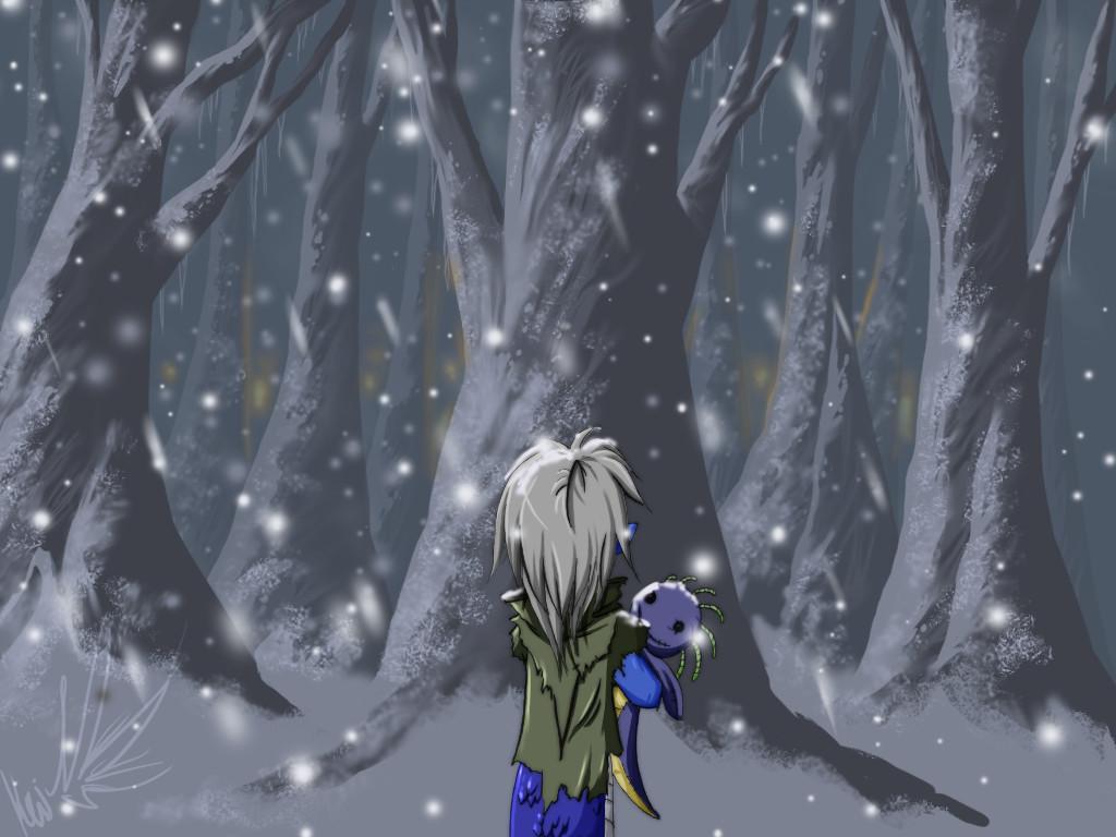 Winter Wonderlight by Lithiel