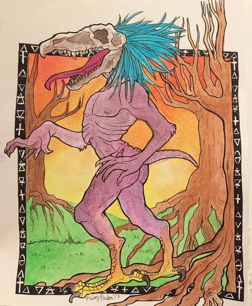 Demon by Kisha-Rose