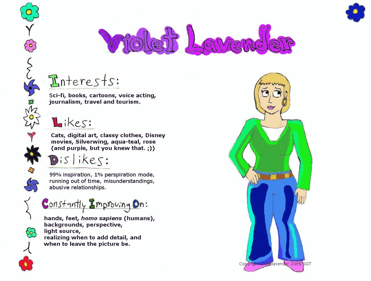 VioletLavender's Profile Picture