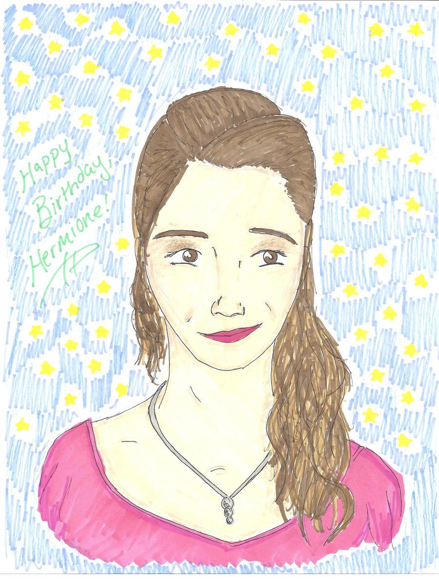 happy birthday hermione by - photo #7