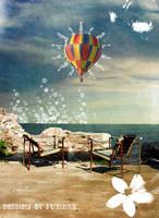 dreams of summer II by cat-aviator