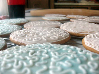 Circle Cookies by Ialaluce