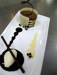 White Chocolate Espresso Torte by Ialaluce