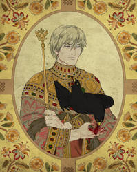 Ivan the Terrible by Asiulus