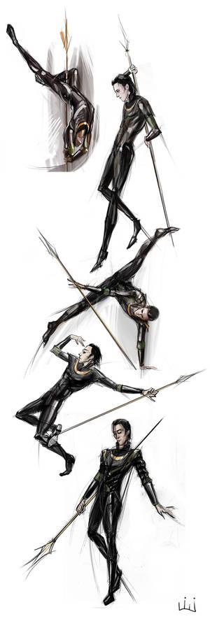 Loki's dance