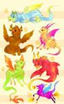 Dragon Adopts - CLOSED