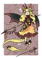 Dark Dragon-Unicorn Adopt - CLOSED by kuroeko-adopts