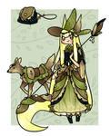 Medieval Elf Custom Wish Drop