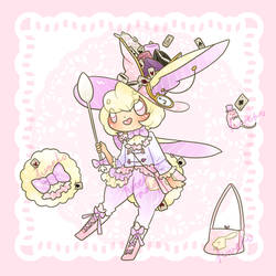 Mad Hatter Custom Wish Drop by kuroeko-adopts