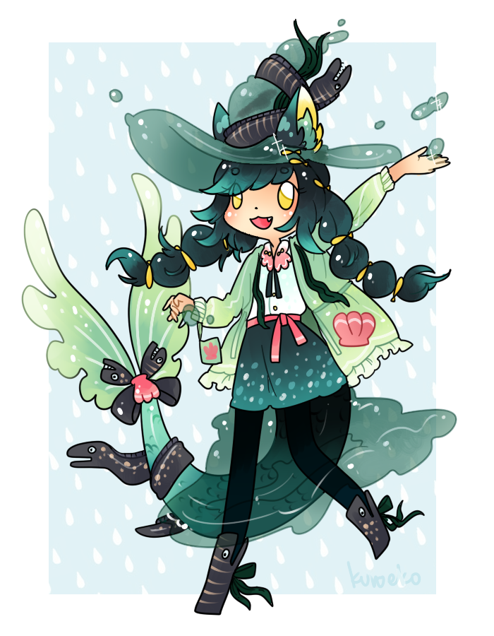 Rainy Day Saltine! - Contest ends 2/28 by kuroeko-adopts ... Rainy Day Drawing Competition