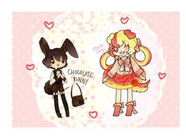 Sweets Adopts Set -OPEN by kuroeko-adopts