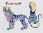 Kamenwati by Kitten84
