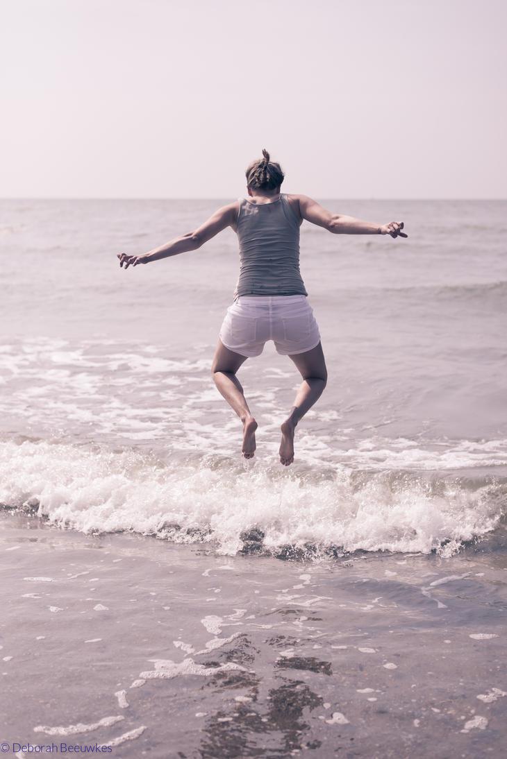 Jump! by DeborahBeeuwkes