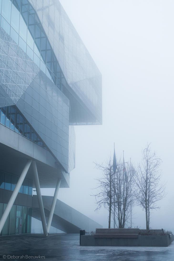 Ghost Town by DeborahBeeuwkes