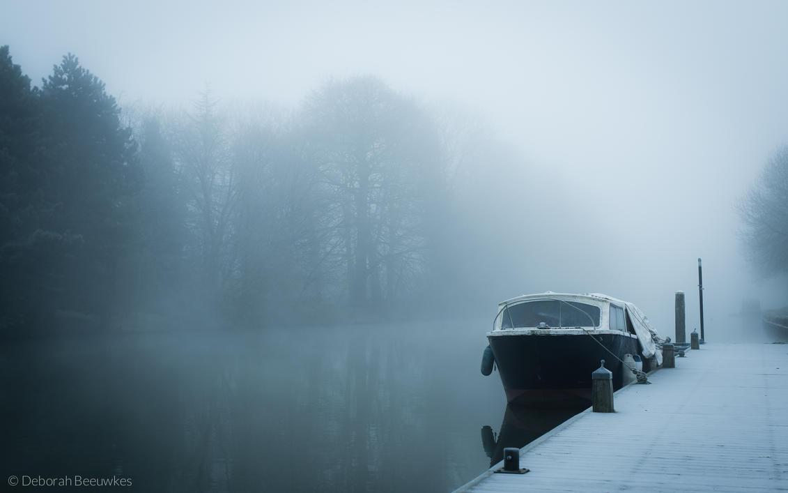 My Boat by DeborahBeeuwkes