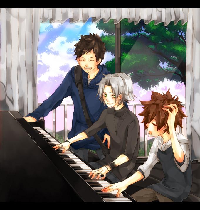 KHR Summer Song by RedPig31