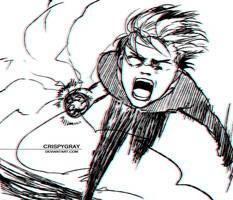 69 - Scream by KuumiArt