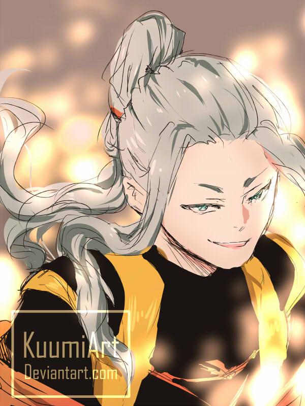 My Dear Cold Blooded King - Kyuuta by KuumiArt on DeviantArt